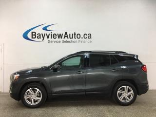 Used 2019 GMC Terrain SLE - AWD! NAV! PANOROOF! ALLOYS! FULL PWR GROUP! for sale in Belleville, ON