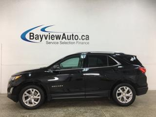 Used 2019 Chevrolet Equinox LT - 2.0L! AWD! NAV! PANOROOF! PWR LIFTGATE! + MORE! for sale in Belleville, ON