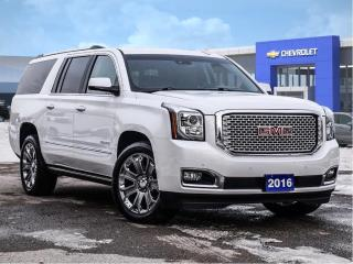 Used 2016 GMC Yukon XL Denali for sale in Markham, ON