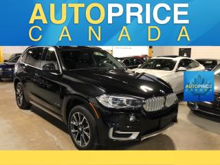 Used 2015 BMW X5 xDrive35i 7PASS|NAVI|PANOROOF|LEATHER for sale in Mississauga, ON