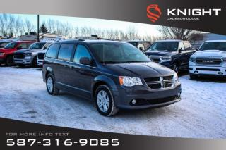 New 2019 Dodge Grand Caravan Crew Plus | Navigation | DVD for sale in Medicine Hat, AB
