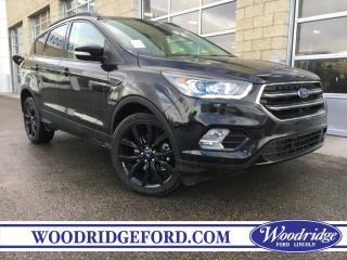 Used 2019 Ford Escape Titanium $205/bw +GST 2.0L, NAVIGATION, SUNROOF, LEATHER SEATS, NO ACCIDENTS for sale in Calgary, AB
