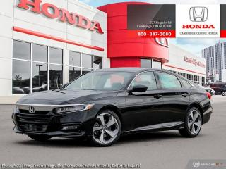 New 2020 Honda Accord Touring 2.0T TOURING 2.0T for sale in Cambridge, ON