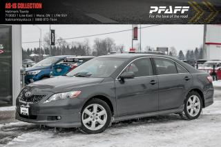 Used 2009 Toyota Camry 4-door Sedan SE 5A for sale in Orangeville, ON