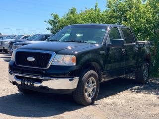 Used 2007 Ford F-150 XLT AS -IS   NEEDS MINOR BODY WORK for sale in Bolton, ON