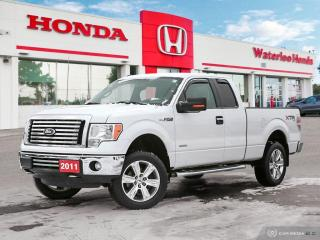 Used 2011 Ford F-150 XLT Beautiful, Accident Free F-150! for sale in Waterloo, ON