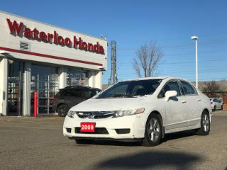 Used 2009 Honda Civic Sport Sold Pending Customer Pick Up...Bluetooth, Back Up Camera, Heated Seats and more! for sale in Waterloo, ON