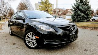 Used 2009 Mazda MAZDA6 Zero % Financing GS,GS for sale in Scarborough, ON