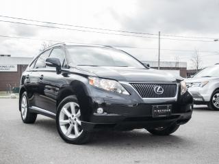 Used 2011 Lexus RX 350 Techpackage-Nav-Backup camera -clean carfax for sale in Toronto, ON