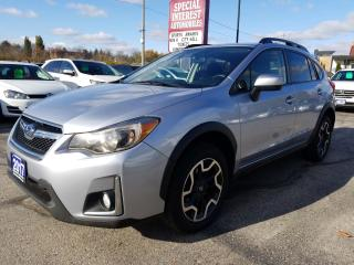 Used 2017 Subaru XV Crosstrek Touring SUNROOF !!  BLUE TOOTH !!  REAR CAMERA !! for sale in Cambridge, ON