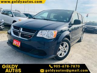 Used 2013 Dodge Grand Caravan 4dr Wgn SE for sale in Mississauga, ON