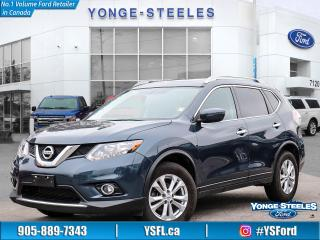 Used 2016 Nissan Rogue SV for sale in Thornhill, ON