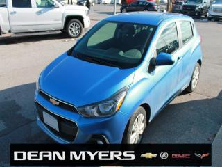 Used 2017 Chevrolet Spark 1LT for sale in North York, ON