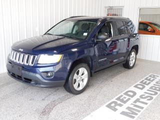 Used 2013 Jeep Compass Sport/North for sale in Red Deer, AB