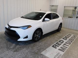 Used 2019 Toyota Corolla for sale in Red Deer, AB
