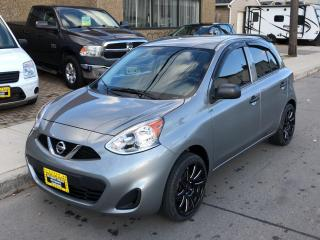 Used 2015 Nissan Micra 4dr HB Man S for sale in Hamilton, ON