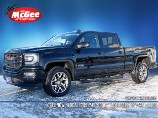 Used 2017 GMC Sierra 1500 SLT 5.3L, Z71, All-Terrain, Bose, Full Feat Bkts for sale in Peterborough, ON