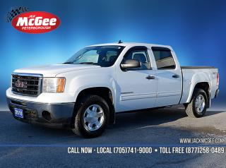 Used 2010 GMC Sierra 1500 SLE 4.8L, Clth Bench, Keyless Entry, CD Player for sale in Peterborough, ON