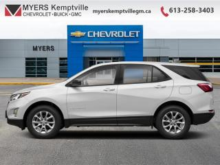 New 2020 Chevrolet Equinox LS  - MyLink - Heated Seats for sale in Kemptville, ON