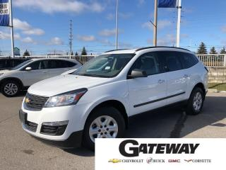 Used 2017 Chevrolet Traverse LS|8-PASSENGER|BLUETOOTH|REAR CAMERA| for sale in Brampton, ON