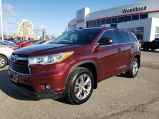 Used 2015 Toyota Highlander LE for sale in Etobicoke, ON