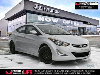 Used 2016 Hyundai Elantra GLS  -  - Air - Tilt - $68.00 /Wk for sale in Nepean, ON