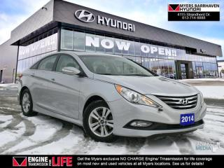 Used 2014 Hyundai Sonata GLS  - Sunroof -  Bluetooth - $58.18 /Wk for sale in Nepean, ON