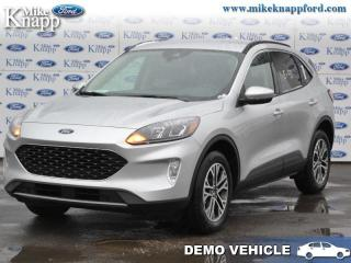 New 2020 Ford Escape SEL 4WD  - Activex Seats -  Heated Seats for sale in Welland, ON