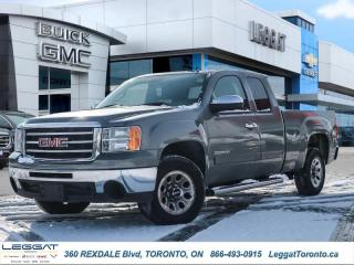 Used 2013 GMC Sierra 1500 SL NEVADA EDITION for sale in Etobicoke, ON