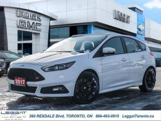 Used 2017 Ford Focus ST  -  Power Windows -  Power Doors for sale in Etobicoke, ON