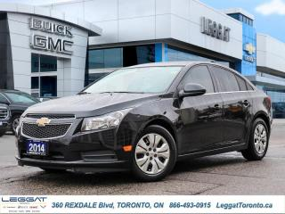Used 2014 Chevrolet Cruze 1LT  - Bluetooth -  OnStar for sale in Etobicoke, ON