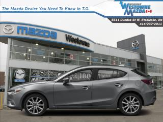 New 2018 Mazda MAZDA3 Sport GT  - Sunroof -  Heated Seats for sale in Toronto, ON