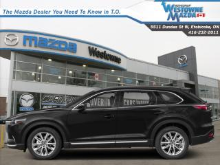 New 2019 Mazda CX-9 GT AWD  -  Navigation -  Cooled Seats for sale in Toronto, ON