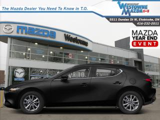 New 2019 Mazda MAZDA3 Sport GS  - Heated Seats for sale in Toronto, ON