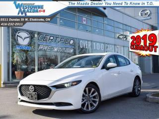 New 2019 Mazda MAZDA3 GT  - Heated Seats for sale in Toronto, ON