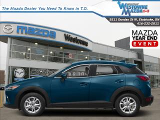 New 2019 Mazda CX-3 GS  - Heated Seats -  Apple CarPlay for sale in Toronto, ON