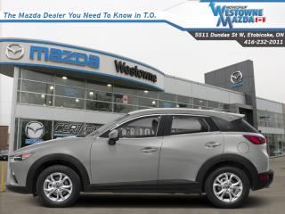 Used 2019 Mazda CX-3 GS  - Heated Seats -  Apple CarPlay for sale in Toronto, ON