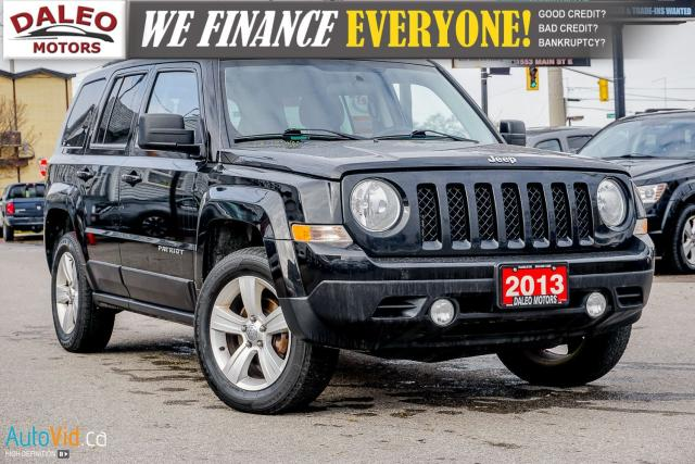 2013 Jeep Patriot Sport | 4X4 | HEATED SEATS