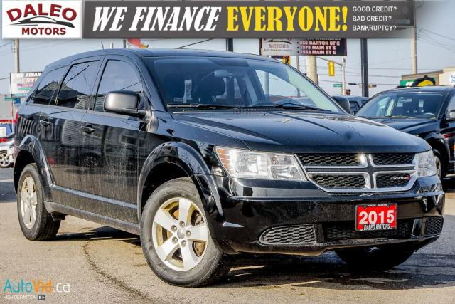 2015 Dodge Journey CVP | PUSH BUTTON START | DUAL CLIMATE CONTROL