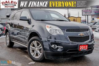 Used 2013 Chevrolet Equinox LT | BACK-UP CAM | HEATED SEATS | BLUTOOTH for sale in Hamilton, ON