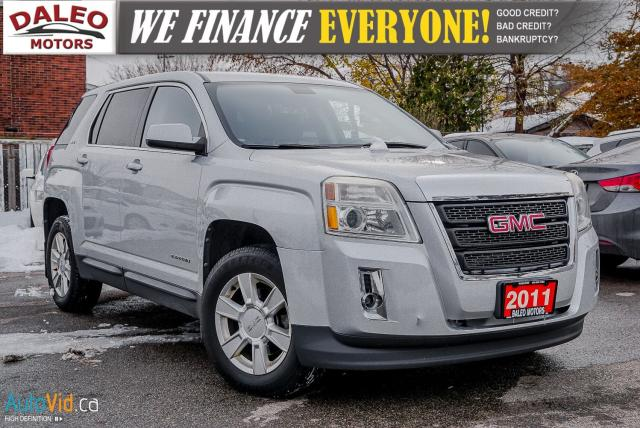 2011 GMC Terrain SLE-1 | BACKUP CAM | BLUETOOTH | ONSTAR