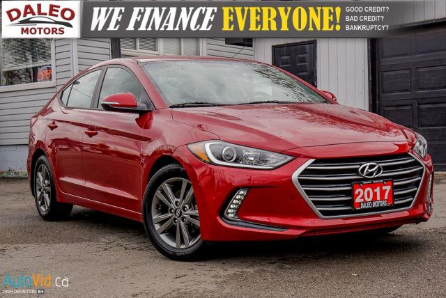 2017 Hyundai Elantra GL | 20KM | HEATED SEATS / STEERING | BACKUP CAM
