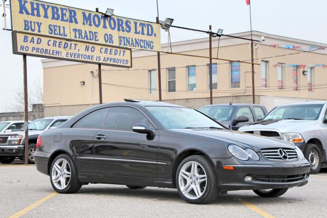 2005 Mercedes-Benz CLK 320 3.2L