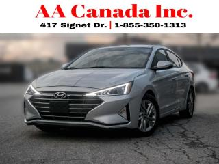 Used 2019 Hyundai Elantra Preferred for sale in Toronto, ON