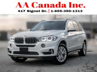 Used 2015 BMW X5 xDrive35i |HEADSUP|NAVI|PANOROOF|ACCIDENTFREE| for sale in Toronto, ON