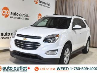 Used 2016 Chevrolet Equinox Lt, 2.4L I4, Fwd, Heated cloth seats, Backup camera, Bluetooth for sale in Edmonton, AB