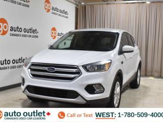 Used 2017 Ford Escape Se, 1.5L I4, 4wd, Heated cloth seats, Backup camera, Bluetooth for sale in Edmonton, AB