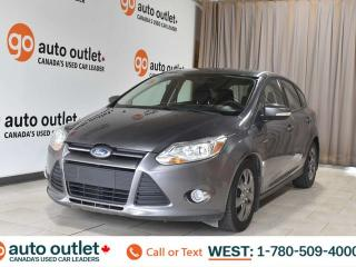 Used 2012 Ford Focus Se, 2.0L I4, Fwd, Heated leather seats, Bluetooth for sale in Edmonton, AB