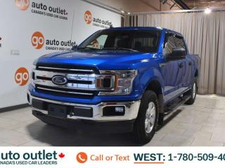 Used 2019 Ford F-150 Xlt, 3.3L V6, 4x4, SuperCrew cab, Short box, Cloth seats, Backup camera, Bluetooth for sale in Edmonton, AB