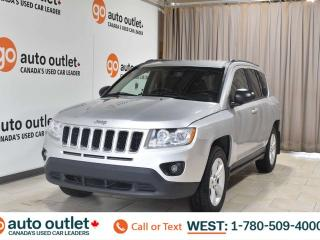 Used 2011 Jeep Compass North Edition, 2.4L I4, 4wd, Heated cloth seats, Bluetooth for sale in Edmonton, AB